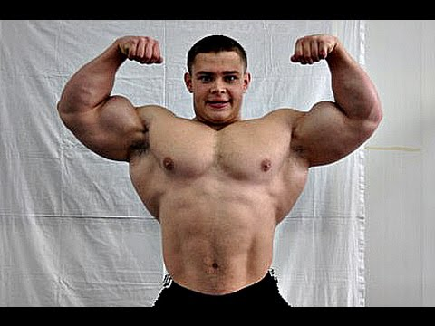 Teen male bodybuilding