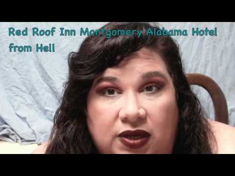 Red Roof Inn Montgomery Alabama STAY AWAY!