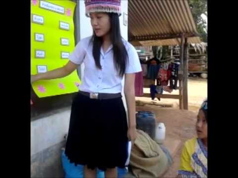 ภาษาไทยสำหรับชาวต่างประเทศ(คำคล้องจอง) โดย พิจิตรา อินต๊ะยา