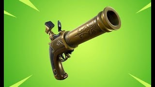EPIC GAMES CONFIRMS NEW GUN COMING UP ON ROYAL BATTLE ! FORTNITE ITA