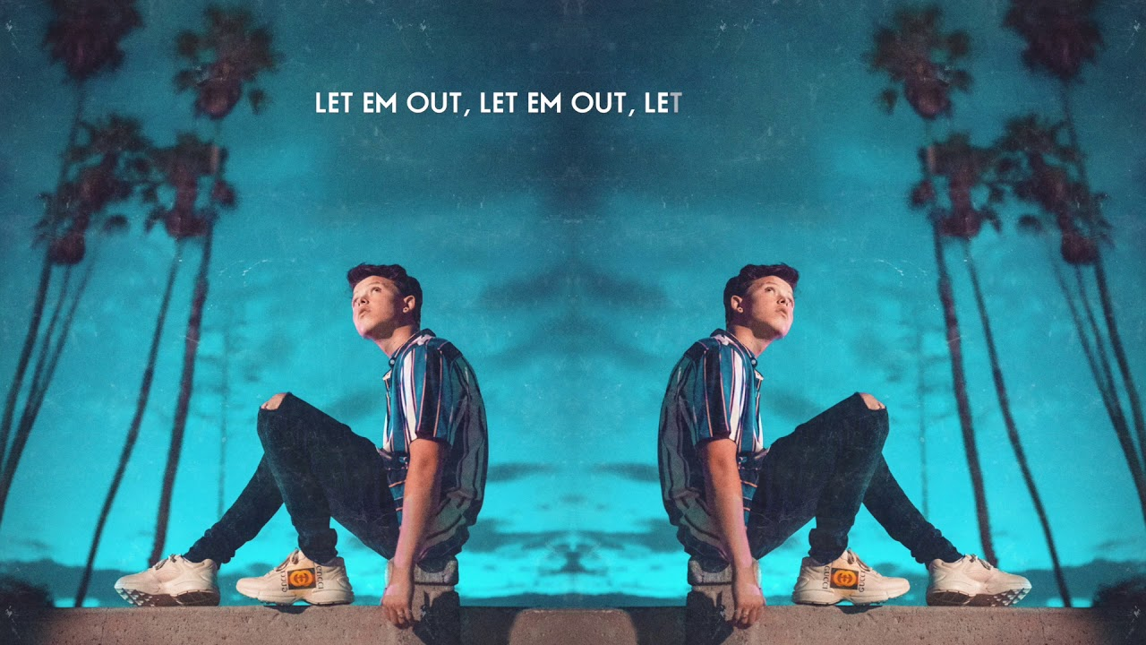 Jacob Sartorius — Said No One Ever (Official Lyric Video)