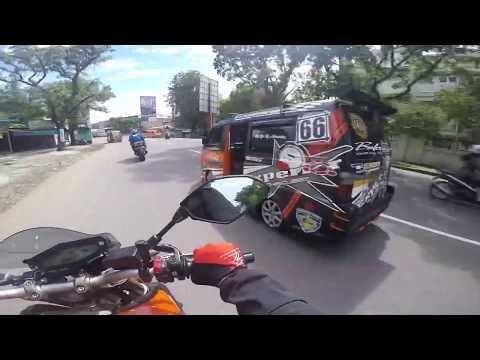 TOURING DARI KOTA PADANG KE KELOK 44 PAKE YAMAHA MT09 Video 1 ... #2tahun Lalu