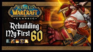 🍦🏆Cozy Paladin Leveling on a RP Realm (41-60) - Classic WoW & Chill