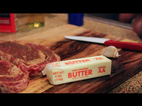 How To Cook A Ribeye Steak Like A Boss || #SoGood #Recipes