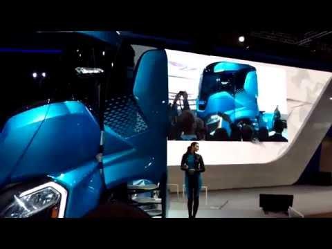 Iveco Z Truck - Press Presentation at IAA Hannover 2016