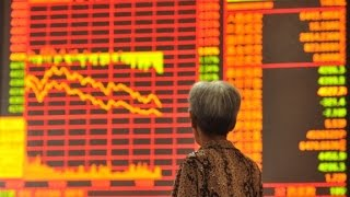 Companies pull shares as China