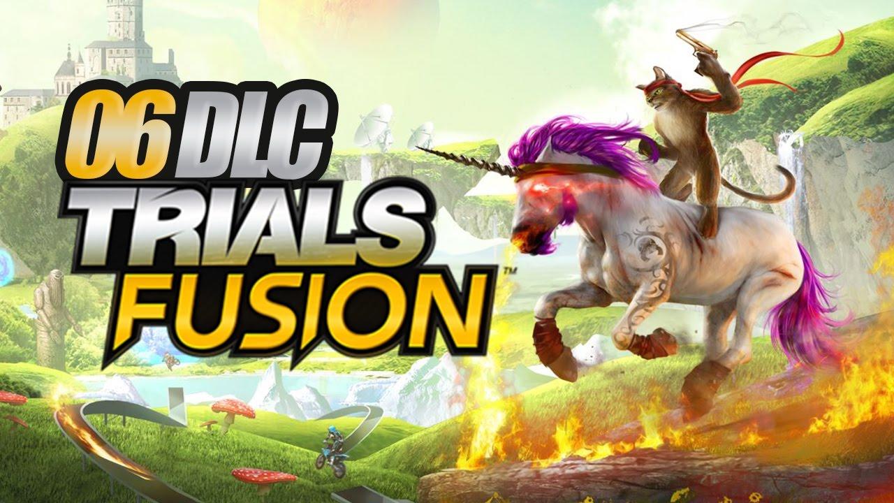 Trials fusion gameplay walkthrough part 6 tattoo - Trial fusion unicorn ...