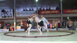 Чемпионат и Первенство России по сумо 1-4 марта 2018