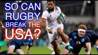 So Can Rugby Break the USA? | Squidge Rugby