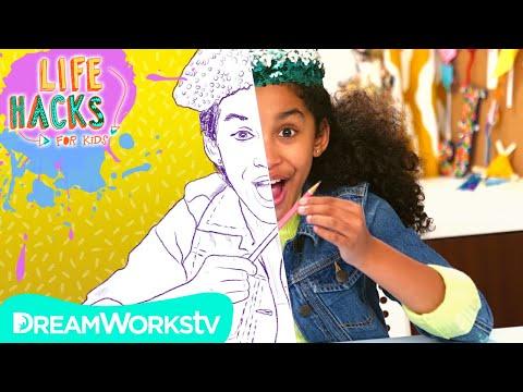 art-cheats- -life-hacks-for-kids