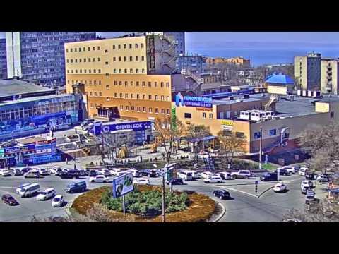 Владивосток The city by the sea Vladivostok