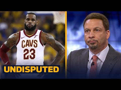 Chris Broussard grades LeBron's performance in Cavs' Game 2 loss to the Warriors   NBA   UNDISPUTED