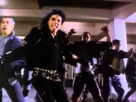 Michael Jackson - Bad(Official Music Video) - YouTube