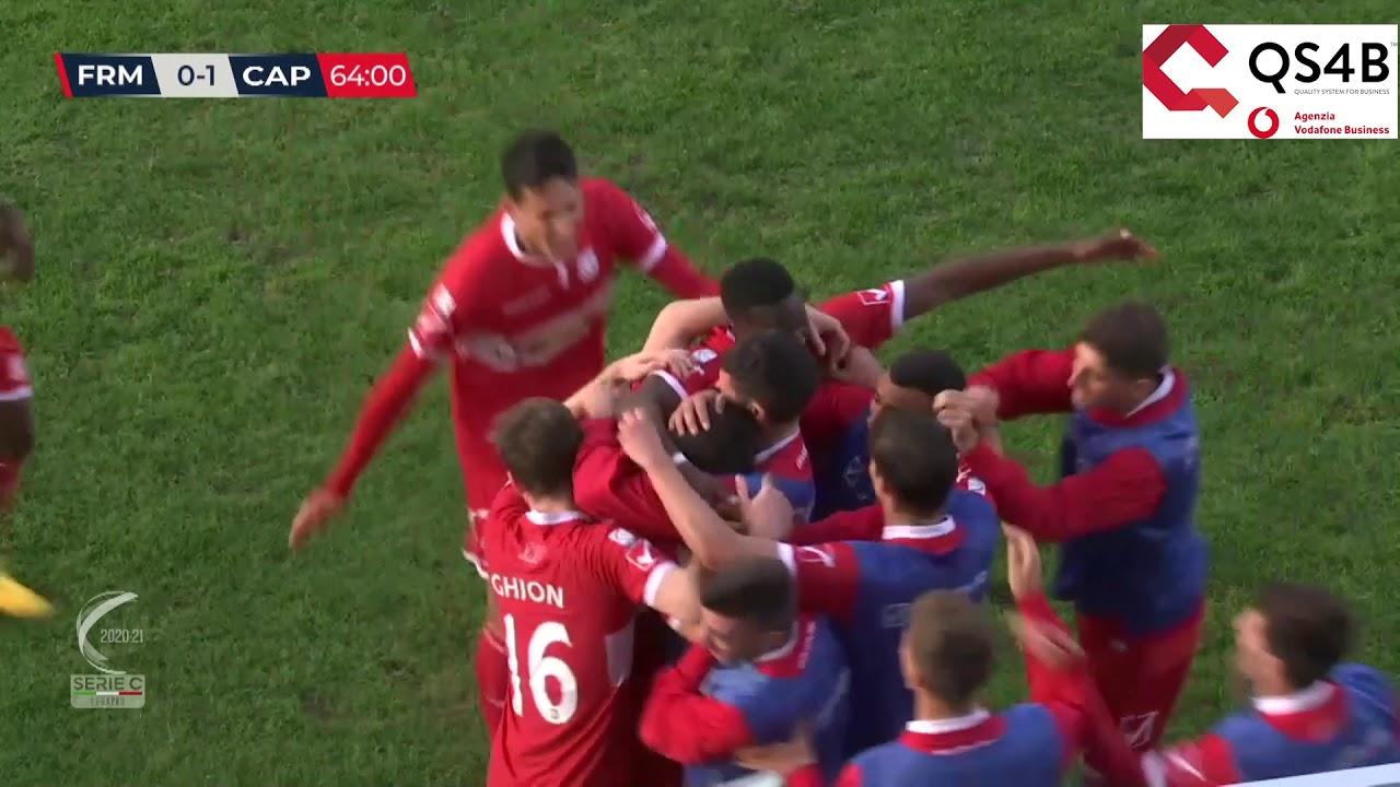 Fermana-Carpi 0-1, gli highlights