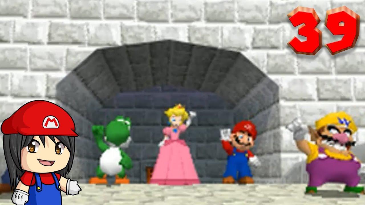 """Super Mario 64 - Part 39 (DS): """"Last Few Stars"""""""