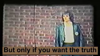 """Morrissey """"Once I Saw The River Clean"""" - Unofficial video (with lyrics)"""