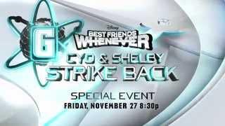 The Girls Strike Back! | Best Friends Whenever | Disney Channel