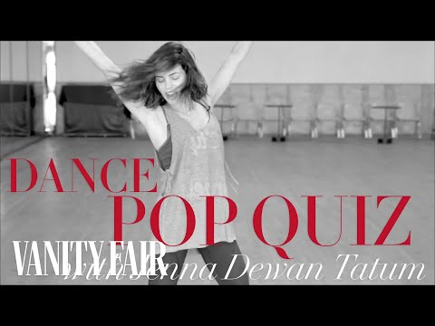 """Jenna Dewan Tatum Relives her """"Step Up"""" Days with Channing"""