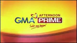 GMA-7: GMA Afternoon Prime Ident Bumper [2014–2017]