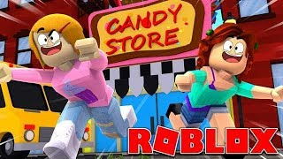 Roblox Escape | The Candy Store Obby With Daisy And Brookie Cookie!