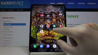 Split Screen SAMSUNG Galaxy Fold – Use Double Screen