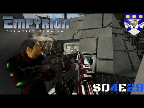 """Empyrion Galactic Survival (S04) -Ep 29 """"War Zone 'Battlefield 5'"""" -Multiplayer """"Let's Play"""""""