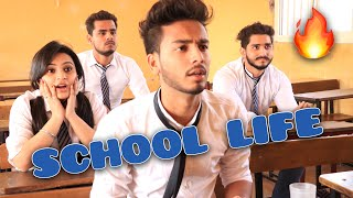 SCHOOL LIFE - THEN VS NOW - | Elvish Yadav | thumbnail