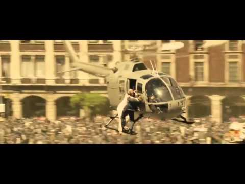 007 Spectre- Helicopter Scene streaming vf