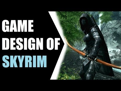 Why Is Stealth Archer Such A Popular Skyrim Build? | Video Game Design
