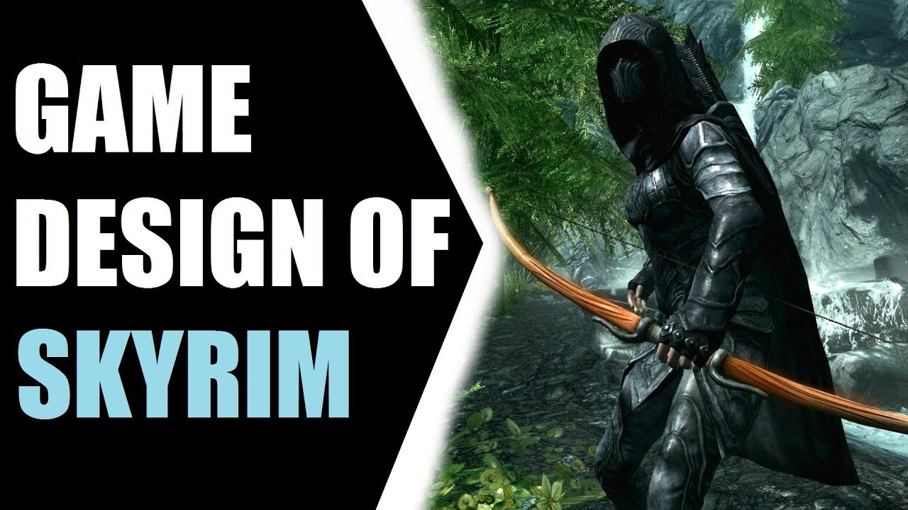 Why Is Stealth Archer Such A Popular Skyrim Build?   Video Game Design