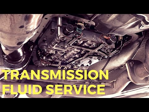 Holden VE Commodore - Transmission Fluid Service