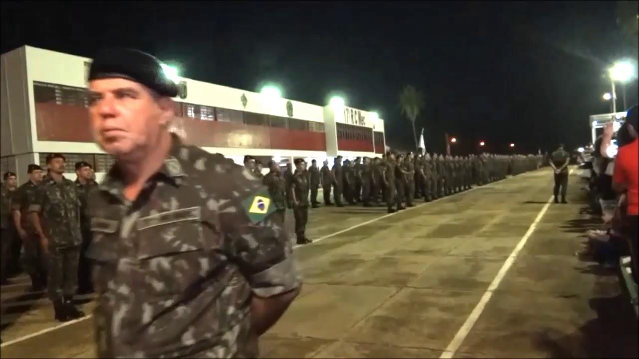 Boina Preta 2018 (17º Regimento de Cavalaria Mecanizado) - YouTube 35cf12bd3ff