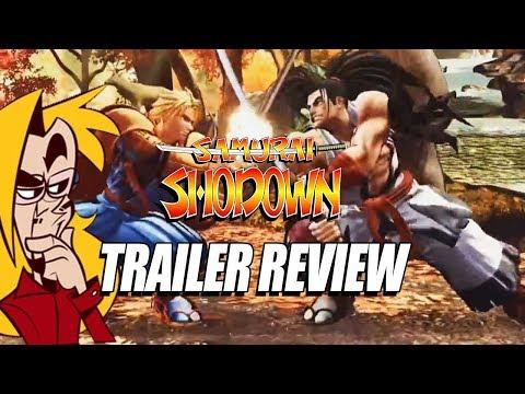Returning Characters, Supers & GORE - Samurai Shodown Trailer Review