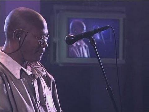 Massive Attack - Angel (Live 1998 - Nulle Part Ailleurs)