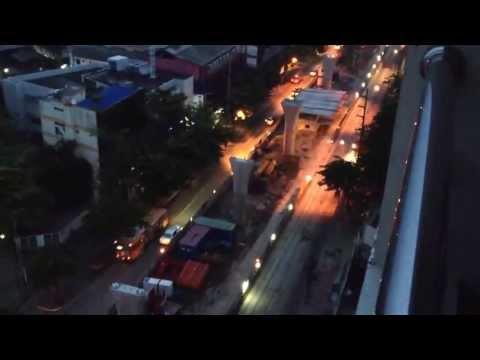 16Th floor view 5.30 anti meridian