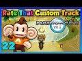 Mario Kart Wii - Rate That Custom Track #22 ~ Super Funky Ball!