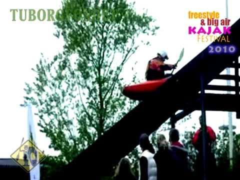 FREESTYLE & big air kajak festival Holstebro 2010