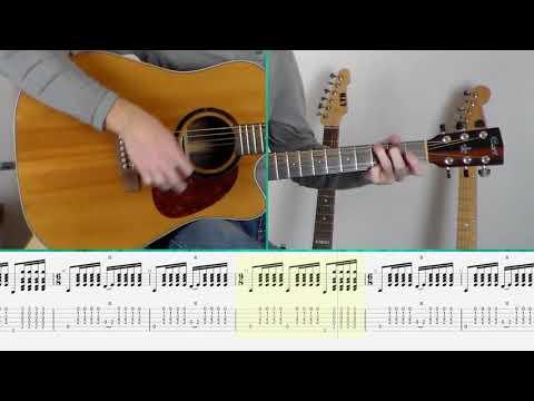 John Lennon - Working Class Hero (Guitar Tutorial) - YouTube