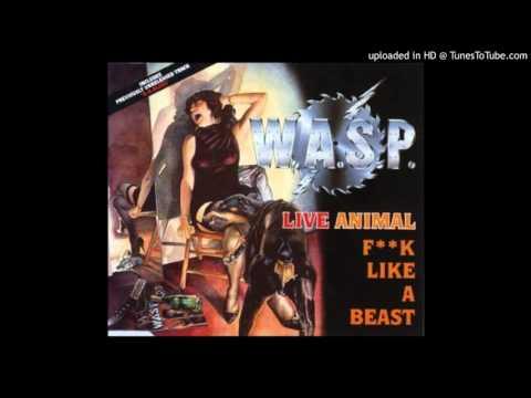 W.A.S.P.  LIVE ANIMAL  F**K LIKE A BEAST  HD