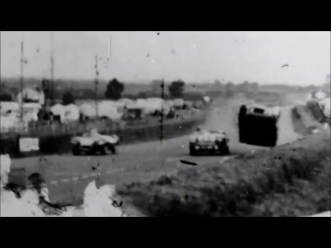 The Worst Accident in Motorsports History (1955 Le Mans Disaster)