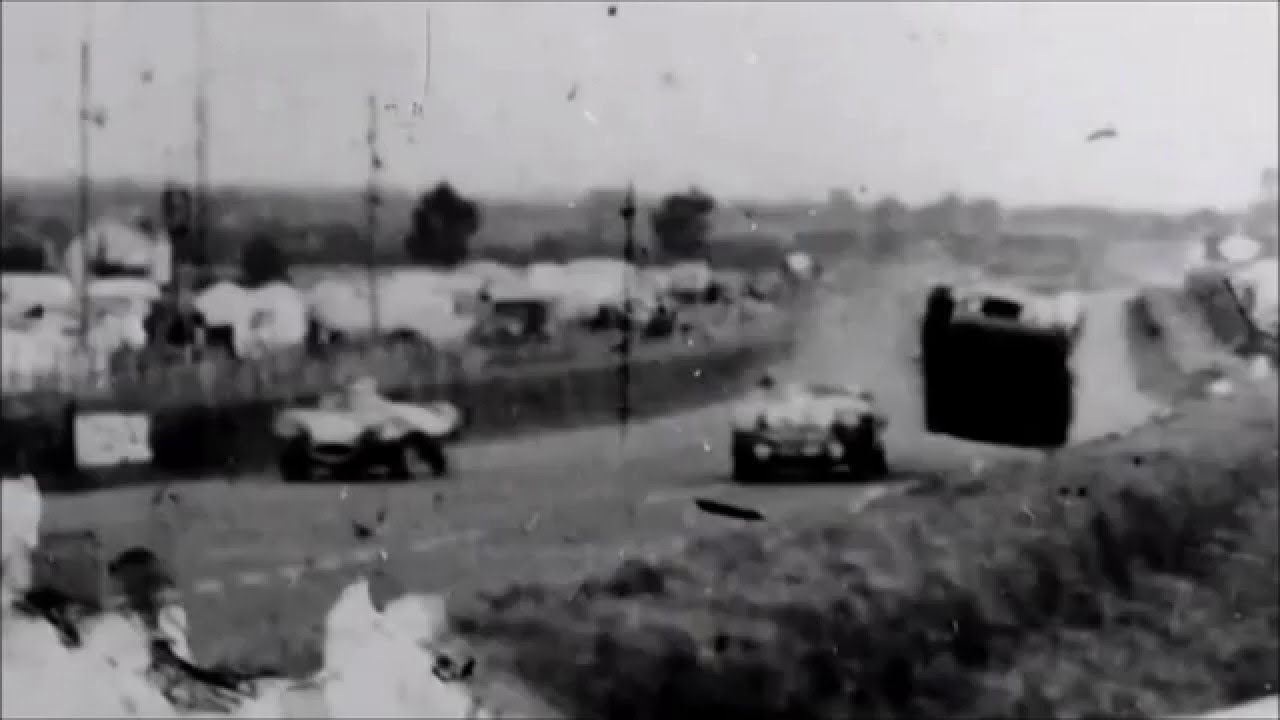 the worst accident in motorsports history 1955 le mans disaster youtube. Black Bedroom Furniture Sets. Home Design Ideas