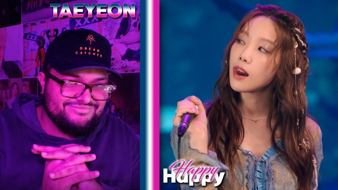 TAEYEON(태연) – Happy Summer Version Live Video REACTION | Taeyeon Queen Of The Sea #DOLO