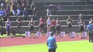 Pfingstmeeting München - 100m men - Finale - Benjamin Brömme 10,87 sec