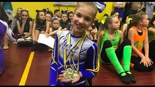 Cheerleading Championship //TEARS and JO...