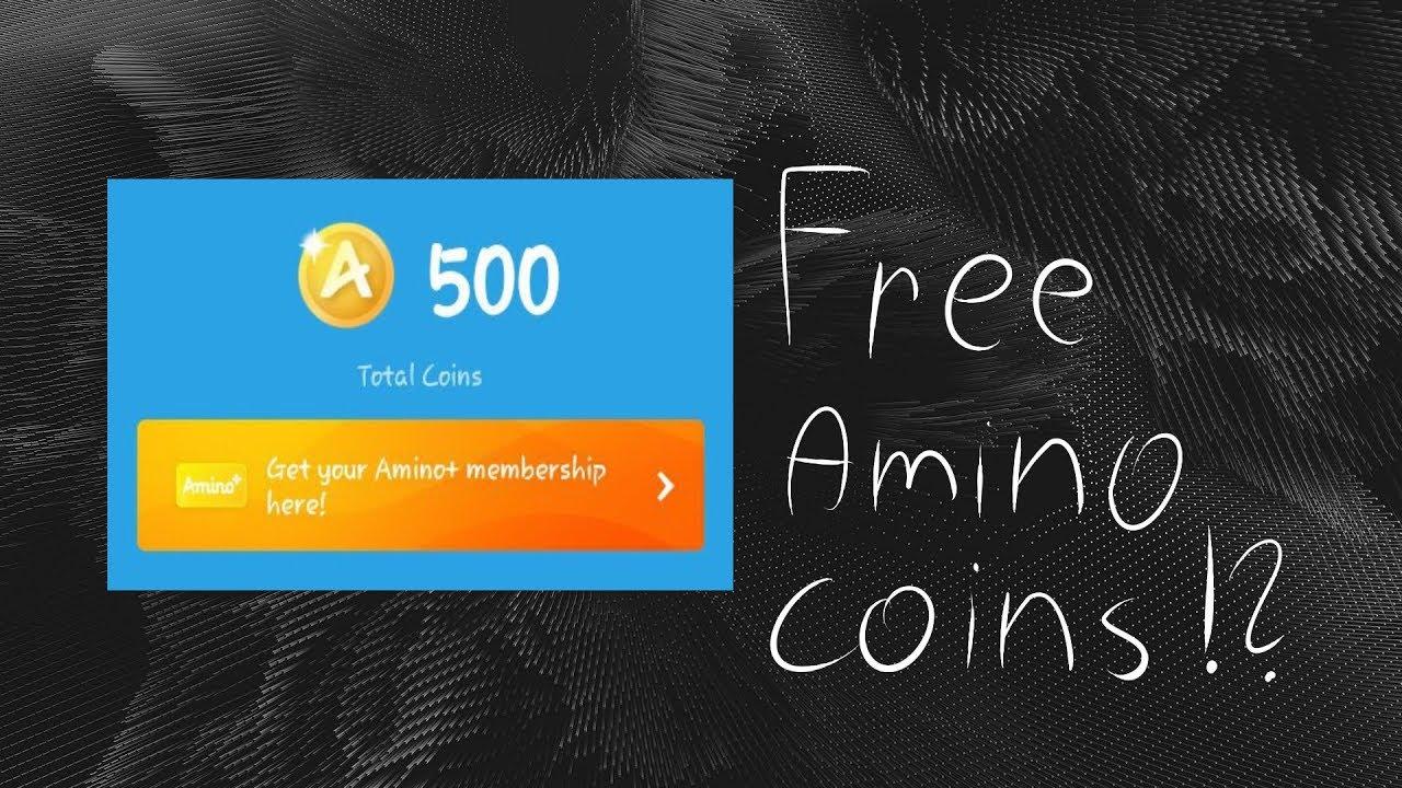 500 FREE AMINO COINS?! (amino coins giveaway)