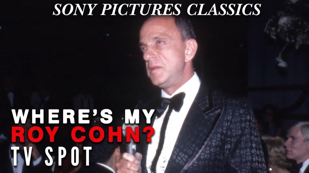 WHERE'S MY ROY COHN? | TV Spot