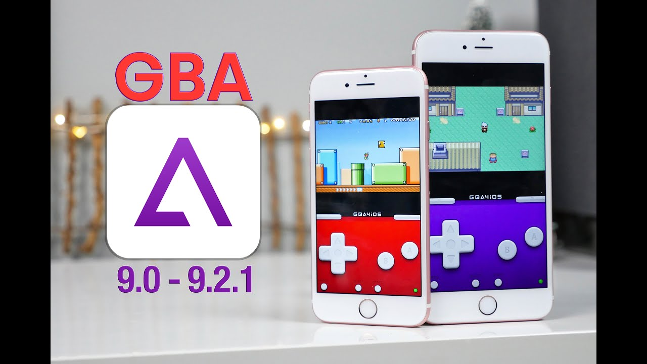 gameboy emulator iphone how to get gba emulator on ios 9 2 free gba4ios 2 1 no 10685