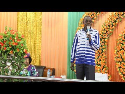 Jackson Benty kwa mara ya kwanza baada ya kufiwa na mke wake amuimbia Mungu Mlima wa Moto Mikocheni
