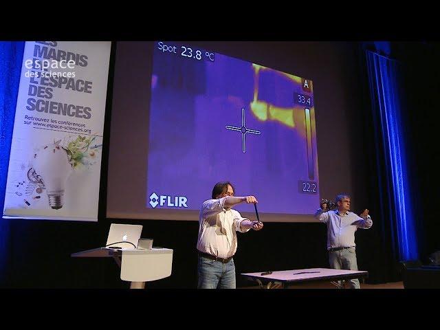 [Jean-Michel Courty et Edouard Kierlik] Le monde vu en infrarouge
