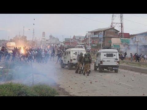 اشتباكات جديدة  بين الأمن والثوار في الشطر الهندي من كشمير…  - نشر قبل 2 ساعة